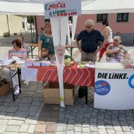 Náš stánek na Letních slavnostech D-linke