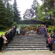 Projev starosty Sezimova Ústí na zahájení