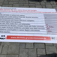 Veřejný průzkum před zemskými volbami